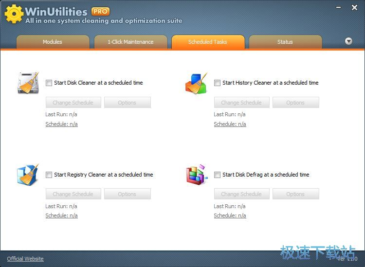 WinUtilities Free Edition 缩略图 03