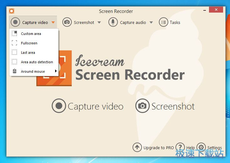 IceCream Screen Recorder 图片 02s