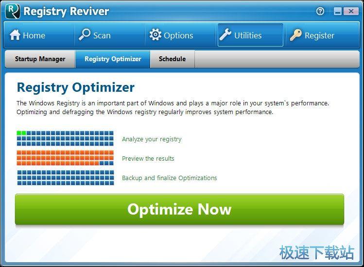 注册表 registry