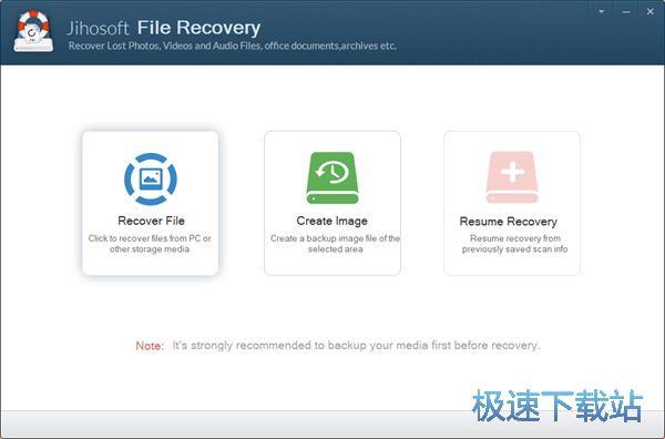 Jihosoft File Recovery图片