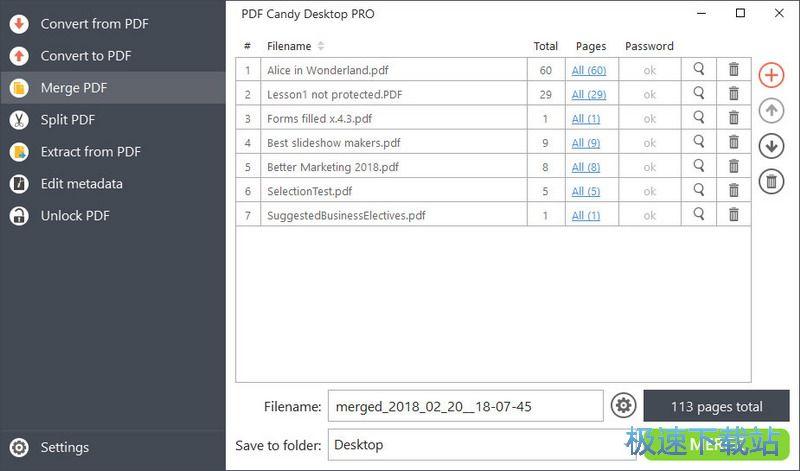 PDF Candy Desktop 图片 04s