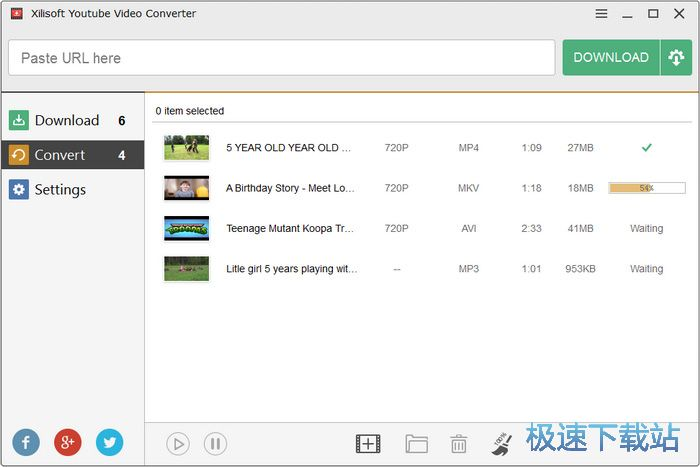 xilisoft youtube video converter图片