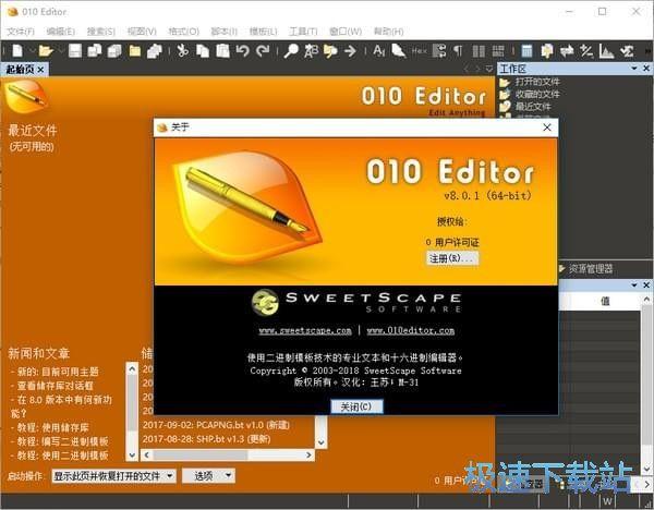 010 Editor图片