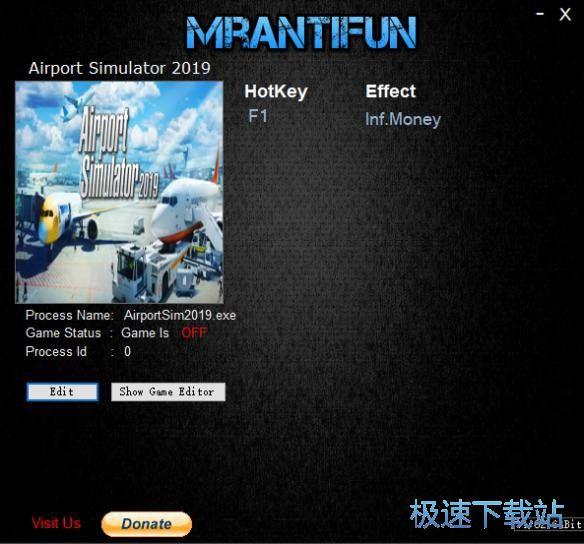 机场模拟修改器