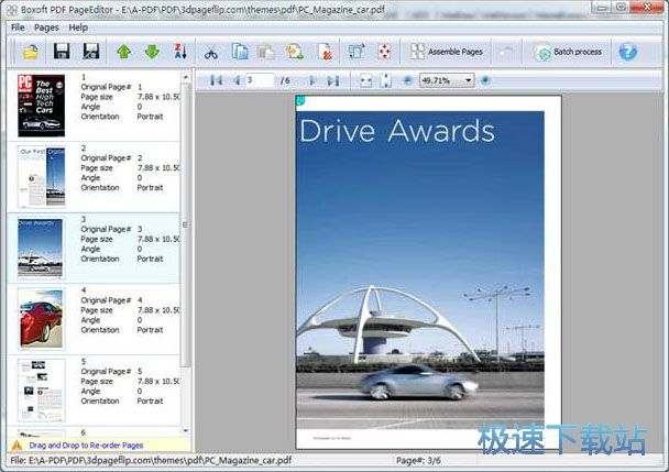 Boxoft PDF PageEditor图片