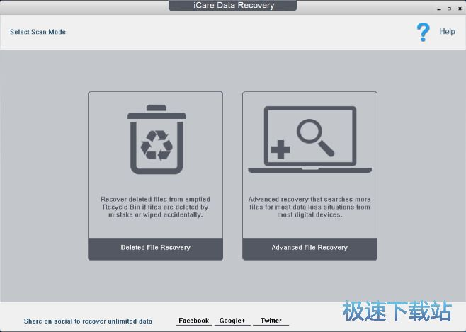iCare Data Recovery图片