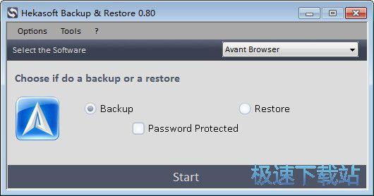 Hekasoft Backup & Restore图片