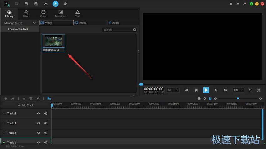 editfun视频编辑软件下载 图片