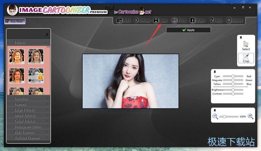 Image Cartoonizer Premium 缩略图 08