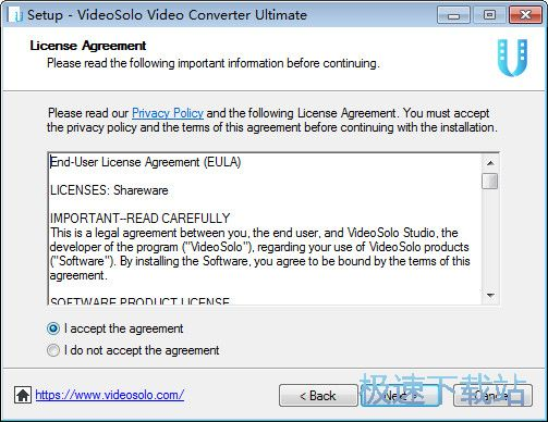 videosolo video converter ultimate截图
