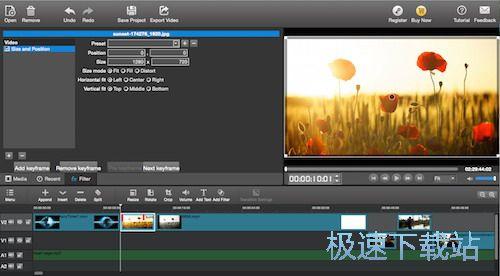 MovieMator Video Editor 缩略图 01