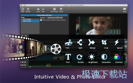 moviemator video editor图片