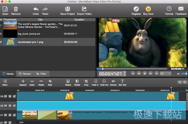 MovieMator Video Editor 缩略图 06