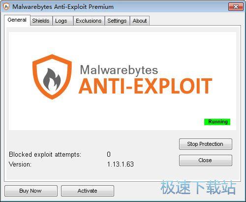 Malwarebytes Anti-Exploit 图片 01s