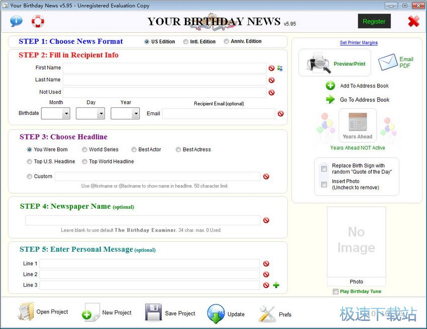 Your Birthday News 缩略图 01