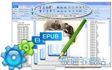 Vibosoft ePub Editor Master 图片 03s