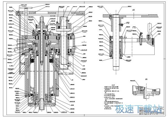 caxa 3d实体设计图片