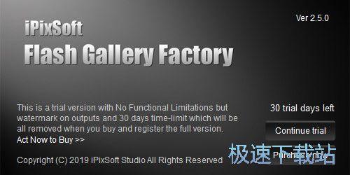 iPixSoft Flash Gallery Factory 图片 01s