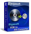 Bigasoft VOB to AVI Converter