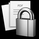 PDF页面锁