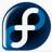 Fedora图标