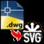 AutoDWG DWG to SVG Converter下载