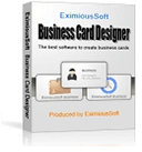 EximiousSoft Business Card Designer图标