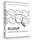 AllDup扫描清理D盘重复文件教程