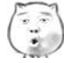 猥琐猫QQ表情包