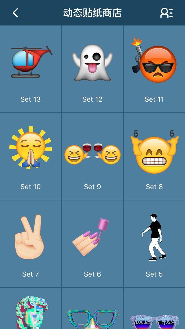 emoji 相机下载