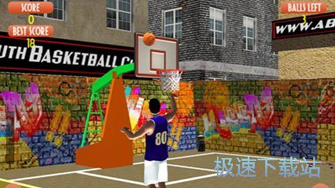 冲撞篮球手机版