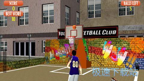 冲撞篮球下载