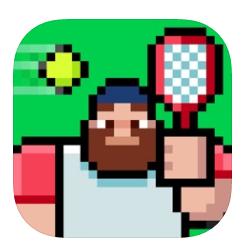 伐木工网球