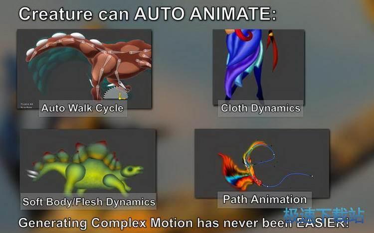 creature  mac