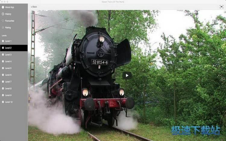 mac 世界蒸汽火车时代