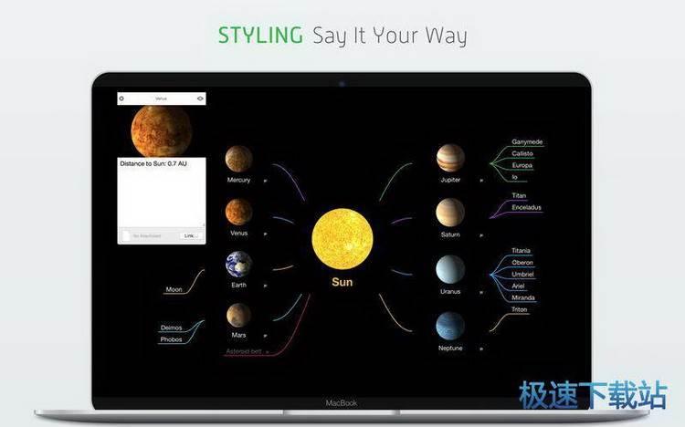 思维导图软件 图片