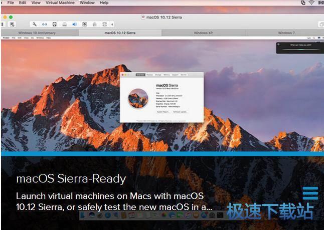 mac适用的fusion