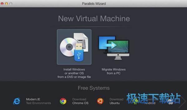parallels desktop mac