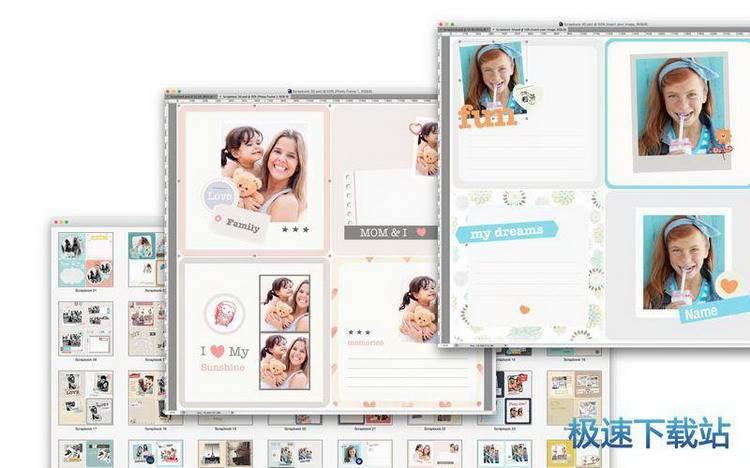 相册模板免费下载