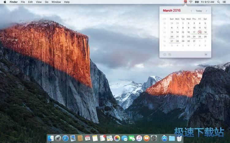 calendar 366 mac
