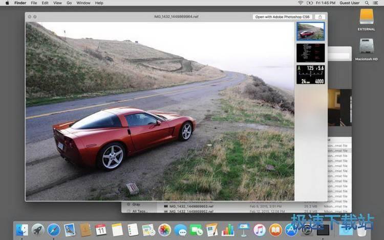 数码相机图像快速浏览器