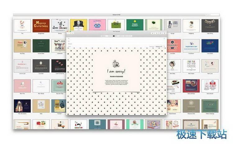 mail stationery expert mac