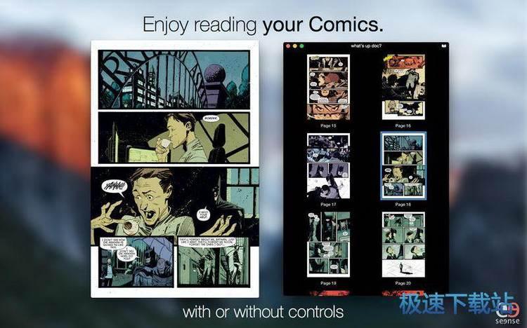 漫画阅读器