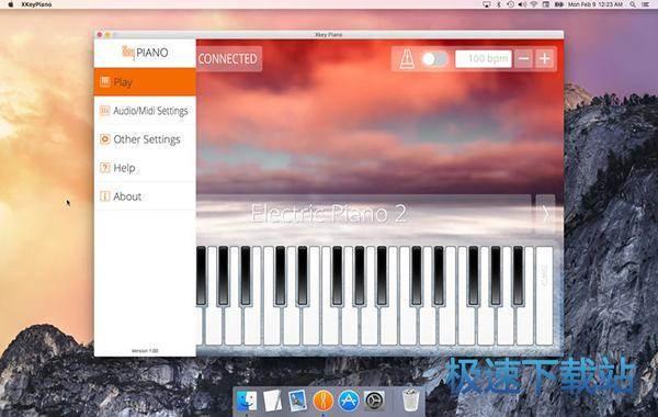 模拟钢琴游戏