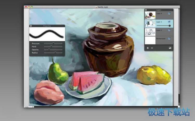 my paintbrush mac