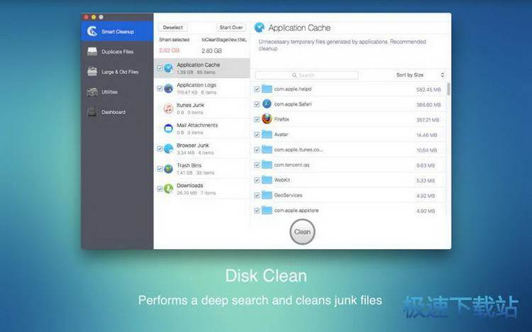 dr.os disk cleaner mac