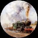 世界蒸汽火车时代