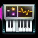 模拟合成器-钢琴键盘P...