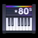 复古合成器钢琴